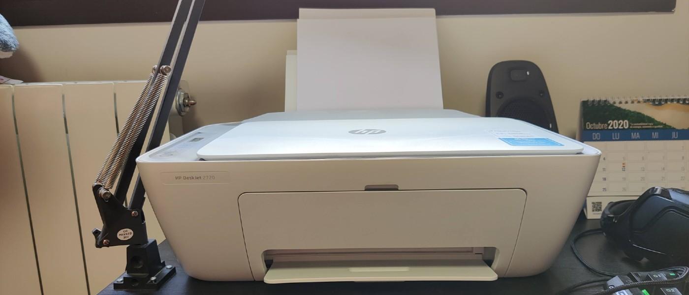 HP DeskJet 2720, análisis: completa tu oficina en casa 29