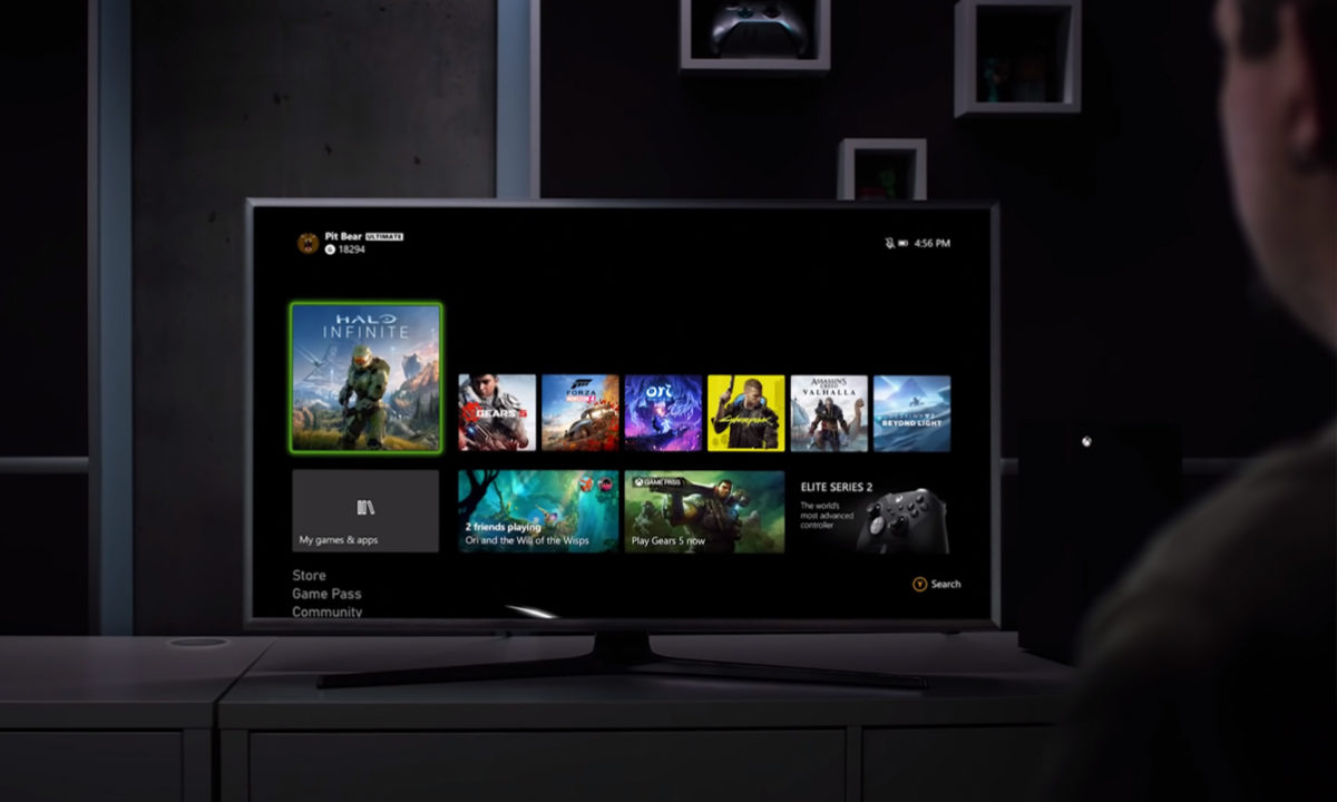 Listado juegos de Xbox Series X optimizados lanzamiento