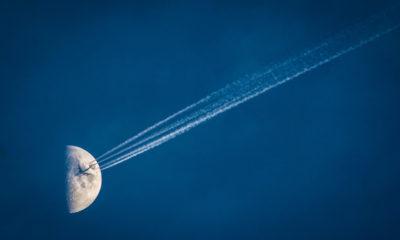 Agua en la superficie de la Luna, el último hallazgo de la NASA
