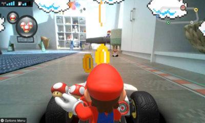 Mario Kart Live Home Circuit Realidad Aumentada