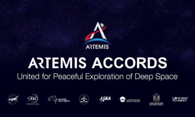 NASA Artemis Accords Tratado exploración espacial pacifica