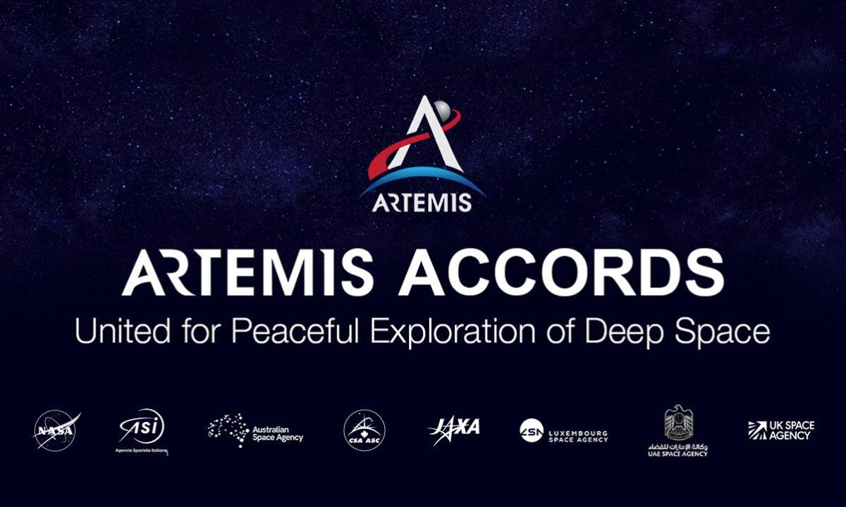 NASA Artemis Accords Tratado exploración espacial pacifica