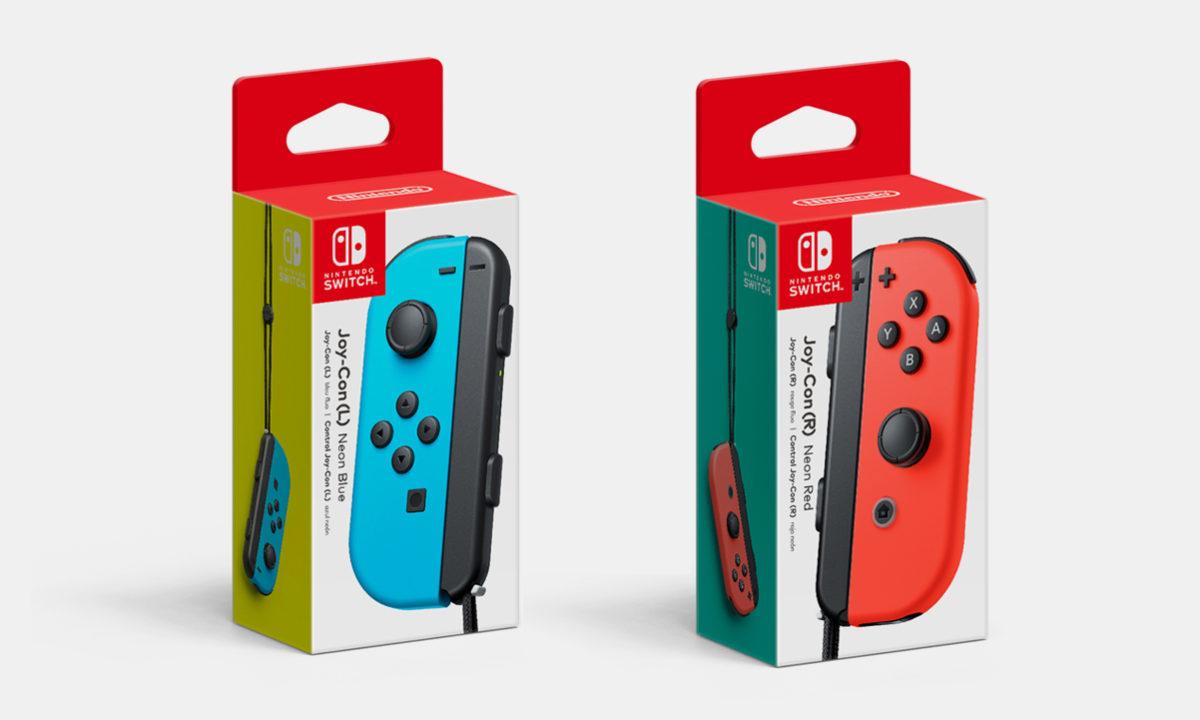 Nintendo Switch Joy-con independiente