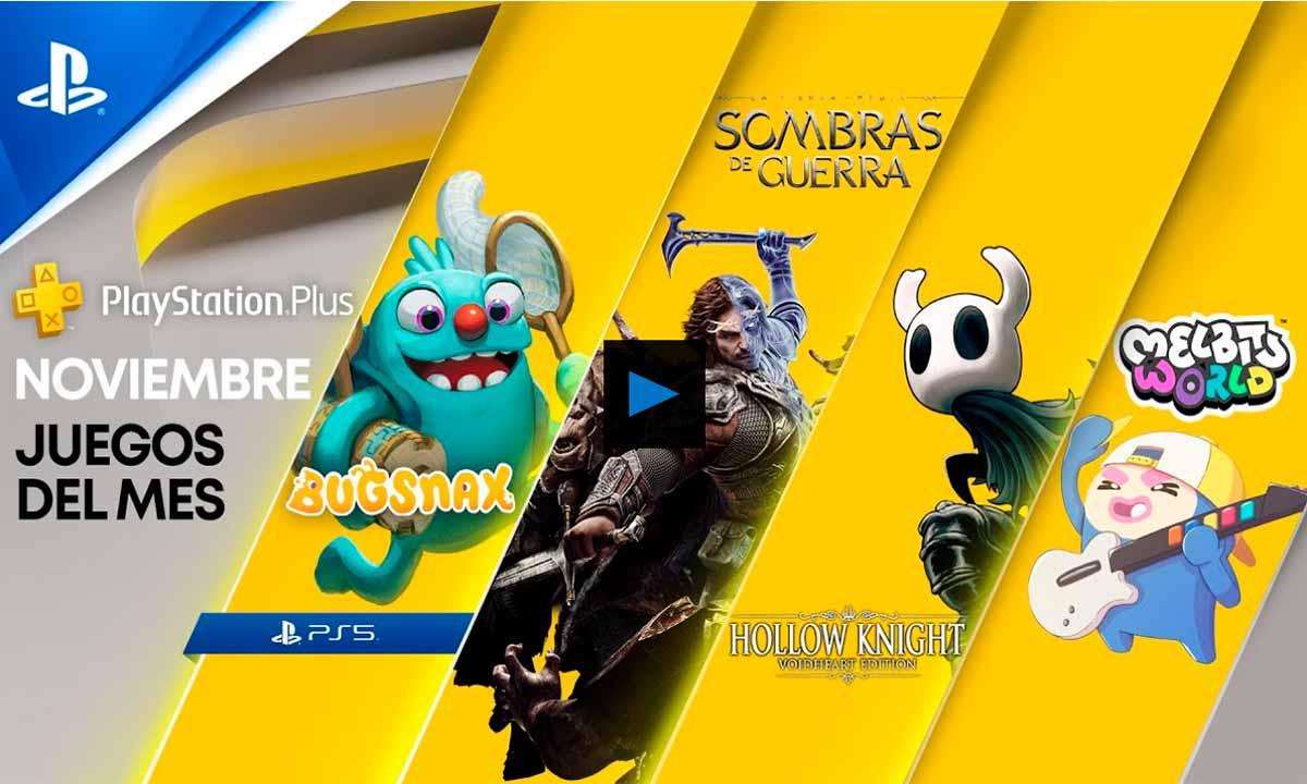 PS5: Sony desvela todos los detalles de PlayStation Plus