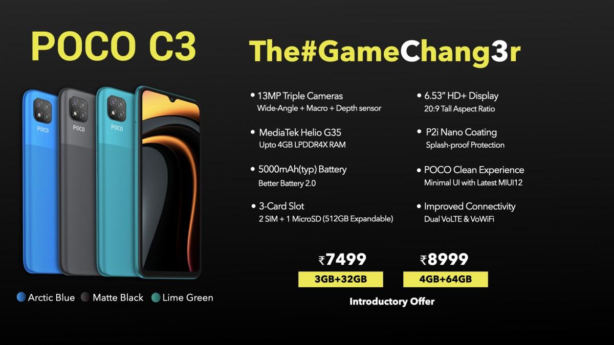 Nuevo Poco C3, un smartphone barato que da mucho por muy poco 32