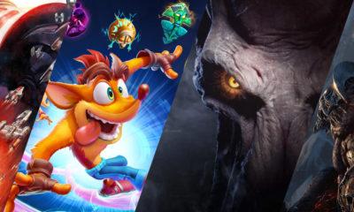 Próximos lanzamientos Juegos Octubre 2020