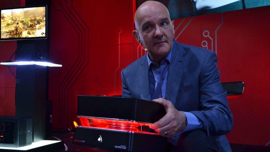 Project Quantum AMD