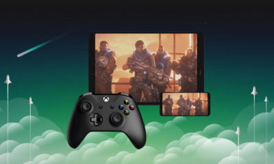 Project xCloud controlador Xbox Game Pass