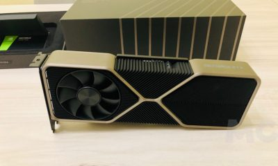 RTX 3080 NVIDIA