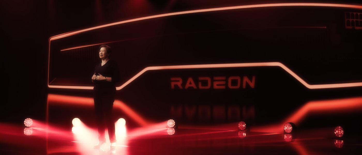 Radeon RX 6000 AMD