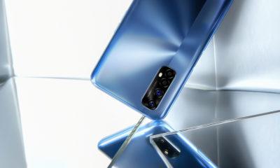 Realme 7 y 7 Pro traen la carga rápida de 65W a la gama media 35