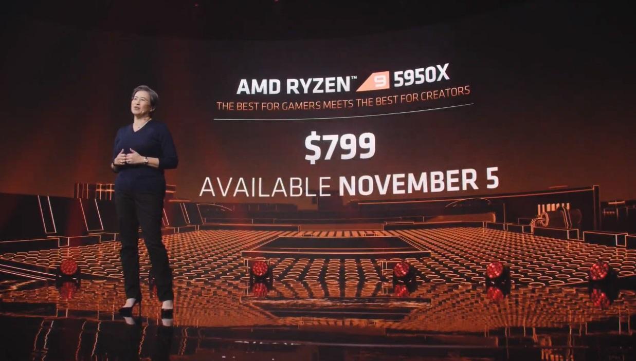 AMD presenta Zen 3 y los Ryzen 5000: un salto enorme que deja a Intel en una situación complicada 53