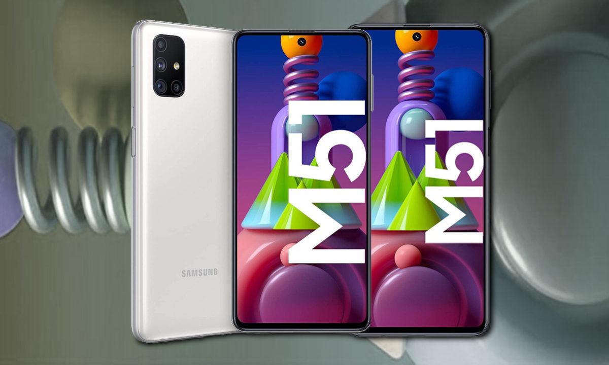 Samsung Galaxy M51 Precio Disponibilidad España