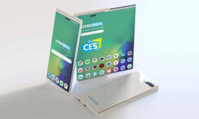 Samsung smartphone enrollable 2021