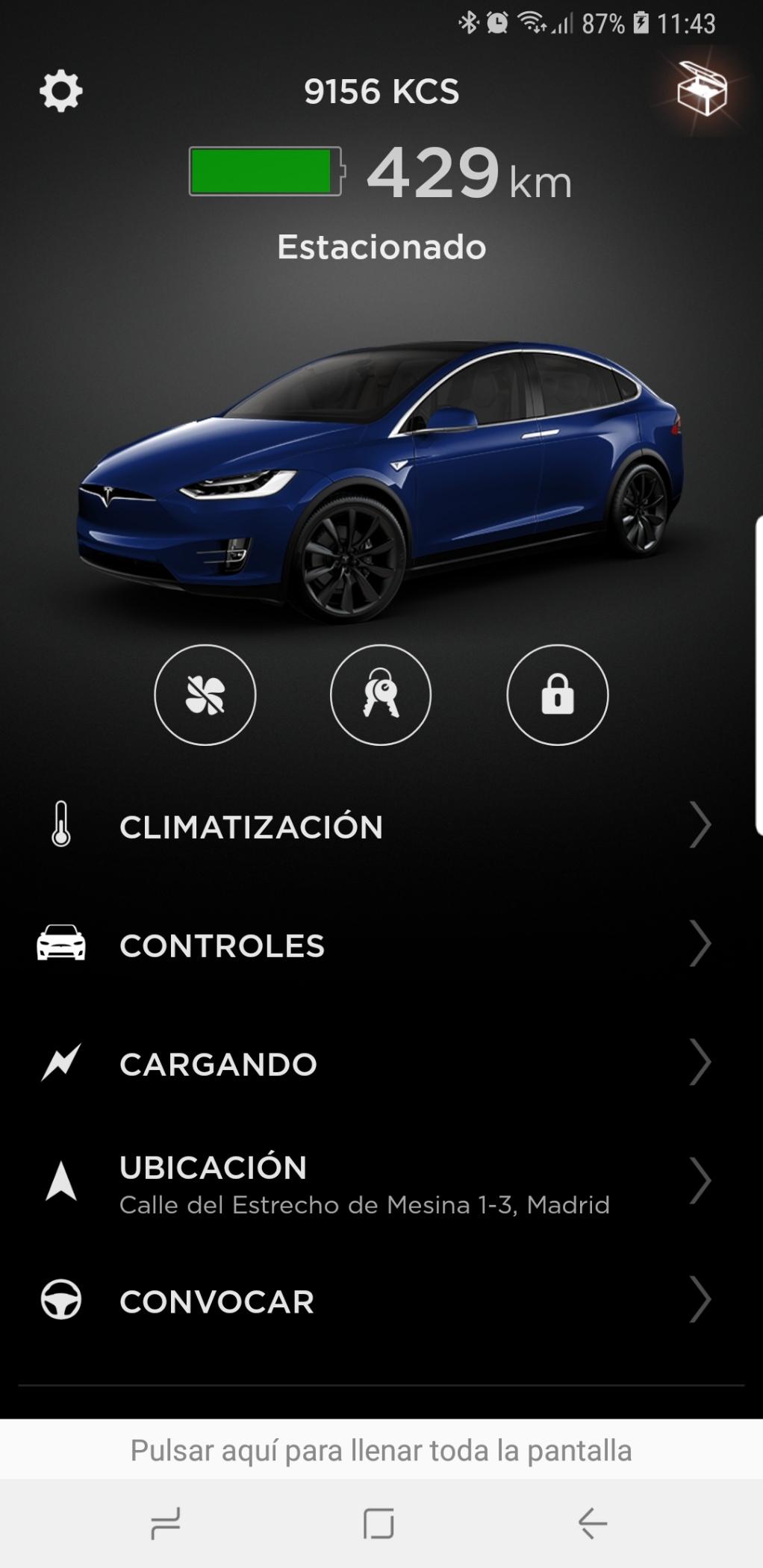 Tesla Model 3, alturas 44