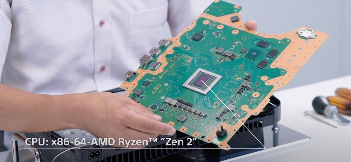 Despiece de PS5: así es la consola de Sony por dentro 33