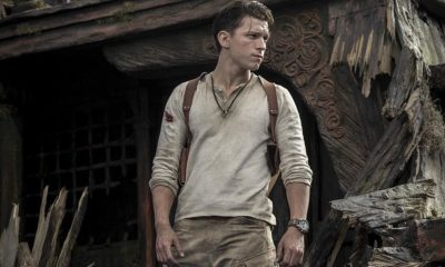 Tom Holland es Nathan Drake en Uncharted