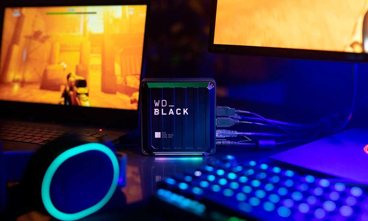 WD_ BLACK: Western Digital actualiza sus SSD para gaming