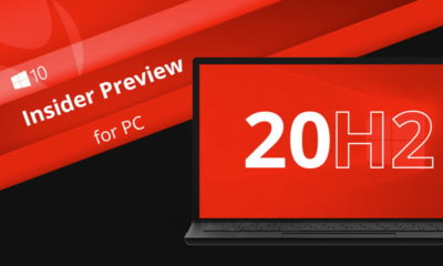 Windows 10 20H2 ya está aquí