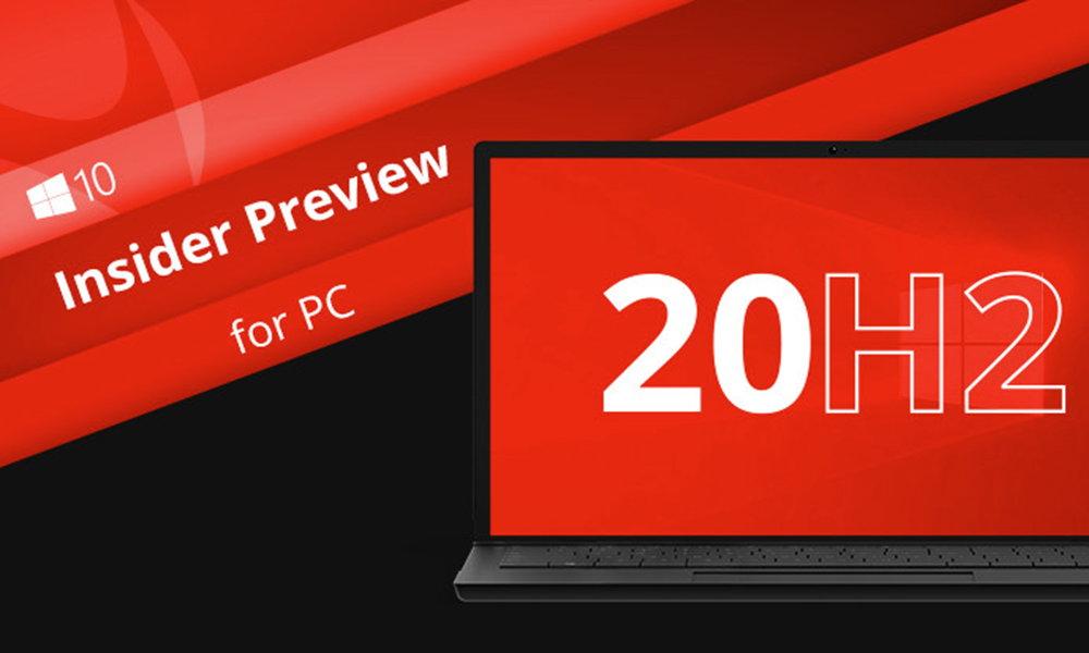 Windows 10 20H2: cómo evitar la actualización