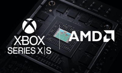 Xbox Series X y Series S RDNA 2 AMD
