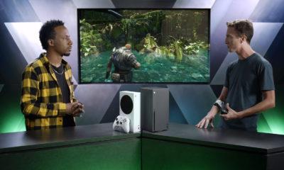 Xbox Series X y Series S vídeo demostración