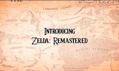 Zelda Remastered (no oficial): el clásico de siempre, pero mejor que nunca
