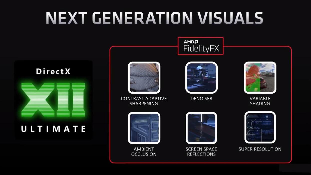 AMD Radeon RX 6900 XT, Radeon RX 6800 XT y Radeon RX 6800: especificaciones y precios 32