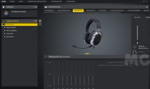Corsair HS60 HAPTIC, análisis: siente el sonido como nunca lo habías hecho 45