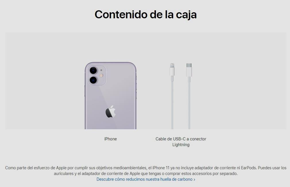 Apple empieza a vender todos sus iPhone sin cargador y sin auriculares 33