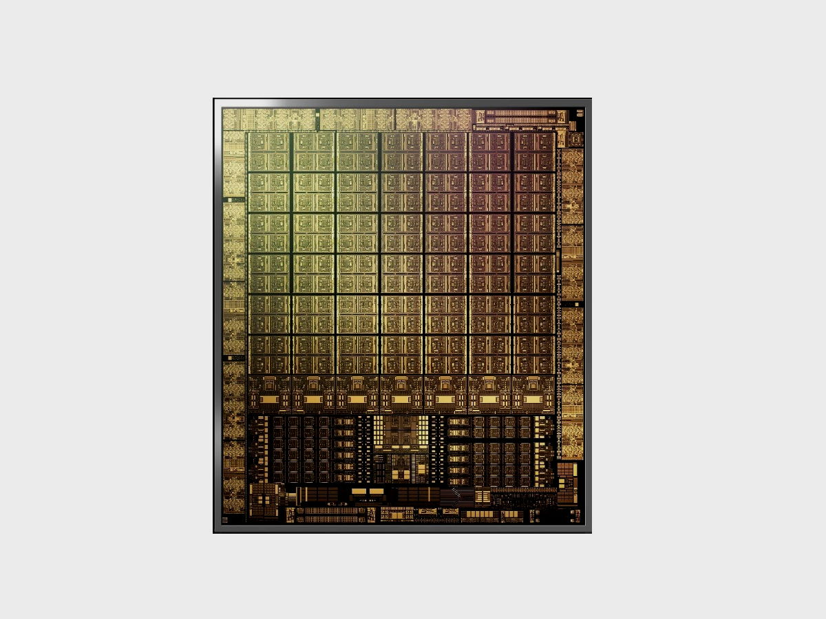 núcleo GA104 GPU