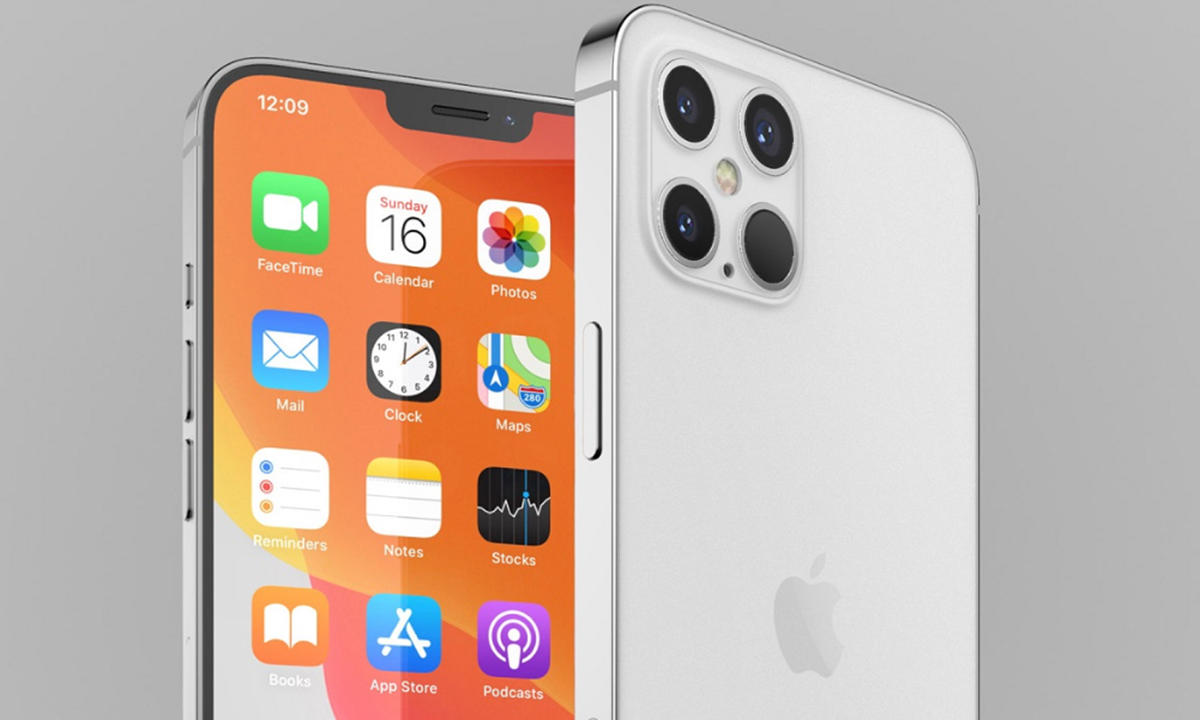 precio base de iPhone 12