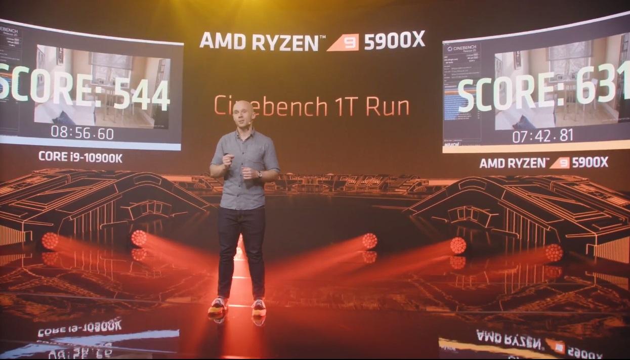 AMD presenta Zen 3 y los Ryzen 5000: un salto enorme que deja a Intel en una situación complicada 43
