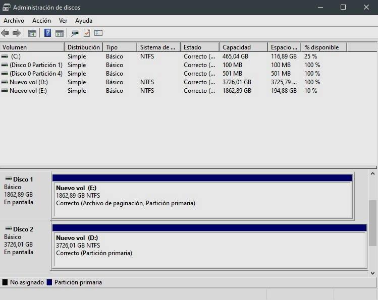 SSD Corsair MP400, análisis: la grandeza de las pequeñas cosas 42