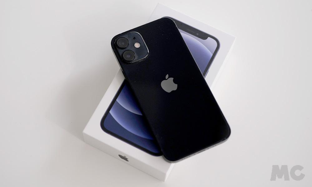 Análisis cámara Apple iPhone 12 mini