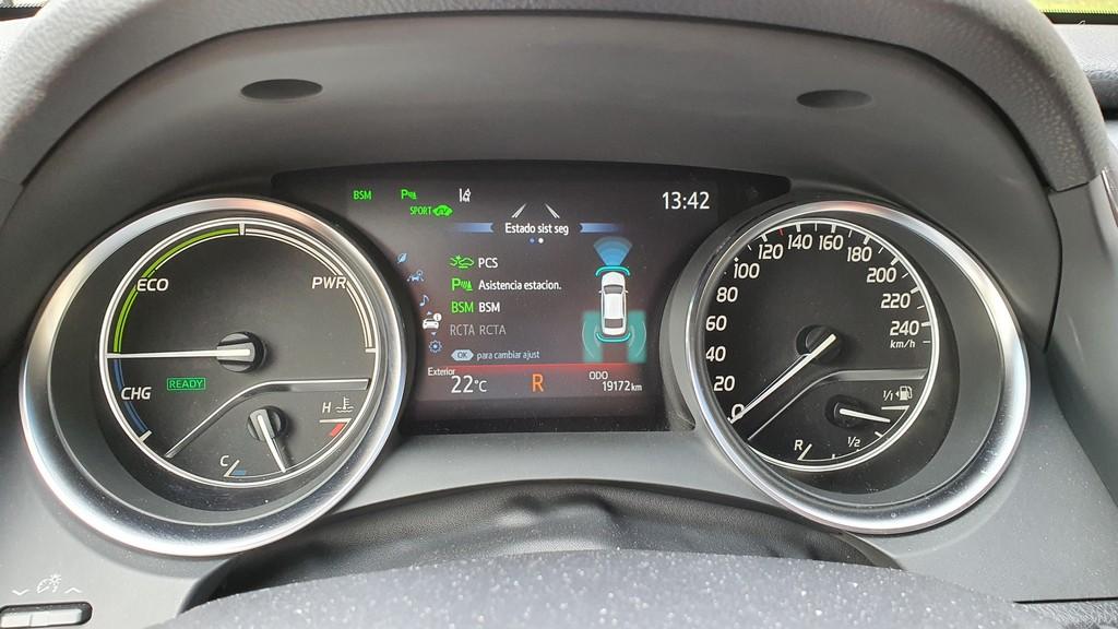 Toyota Camry, condiciones 44