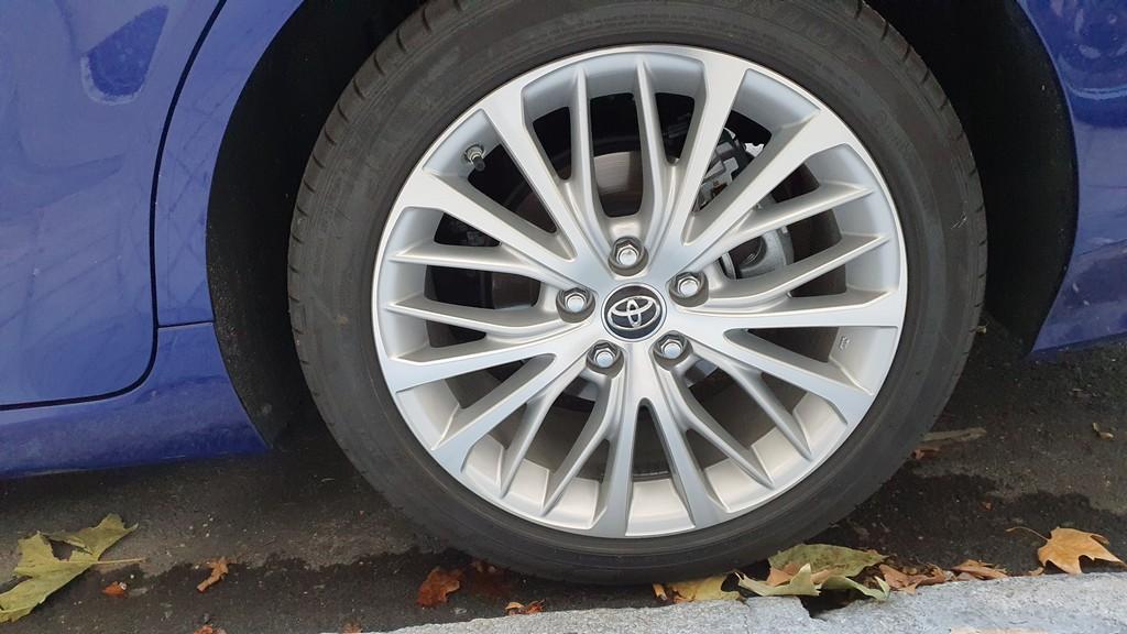 Toyota Camry, condiciones 36