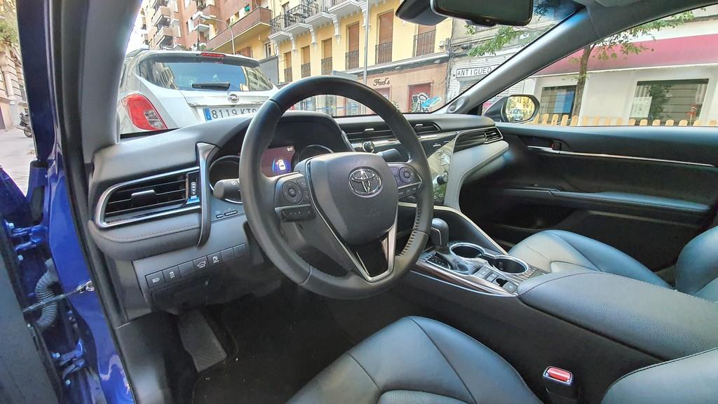 Toyota Camry, condiciones 38