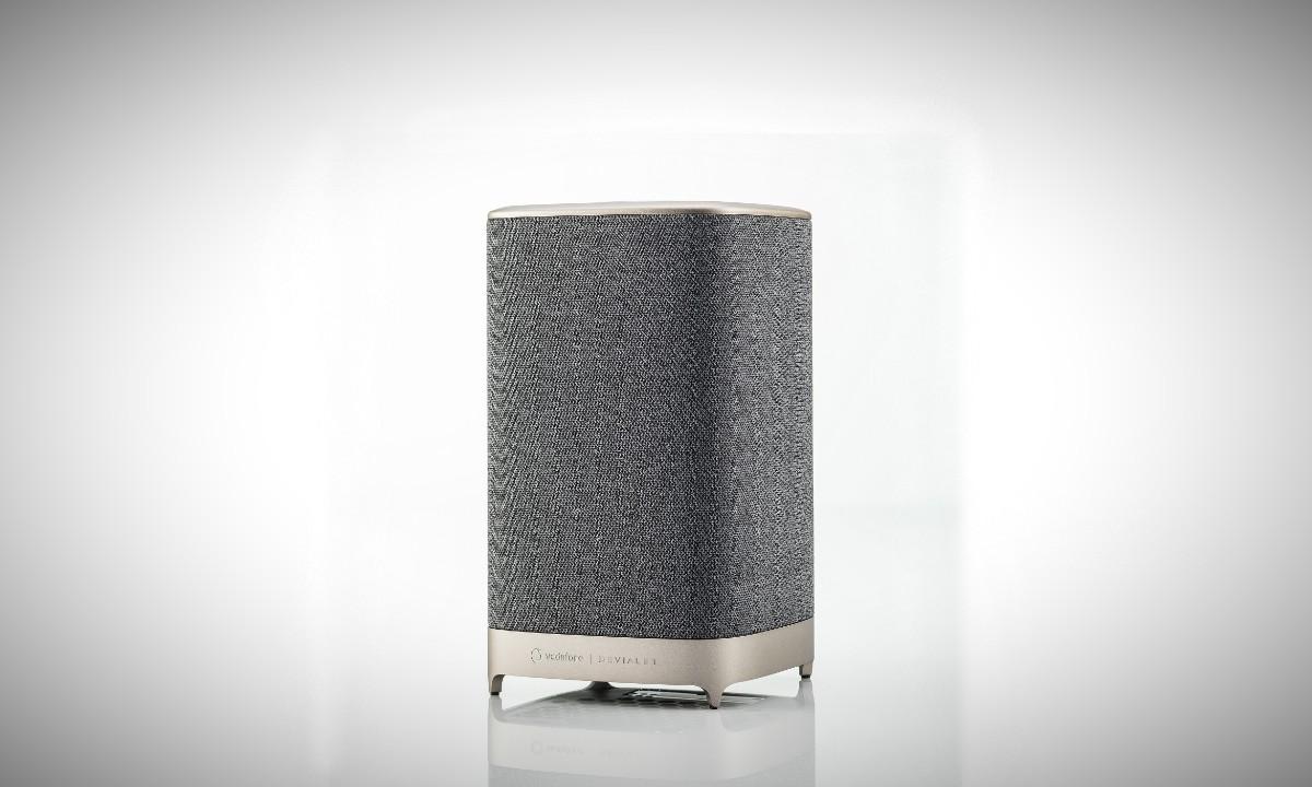 Vodafone presenta ÁTIKA, altavoz inteligente para controlar la televisión a distancia y con Amazon Alexa 29