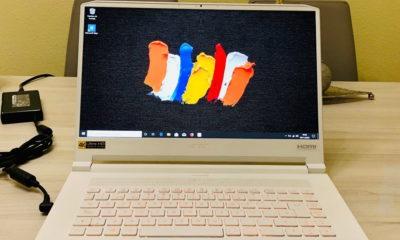 Acer ConceptD 7, análisis: una pantalla de ensueño 19