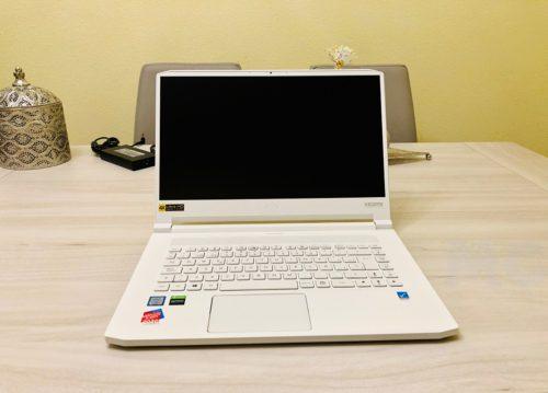 Acer ConceptD 7, análisis: una pantalla de ensueño 48