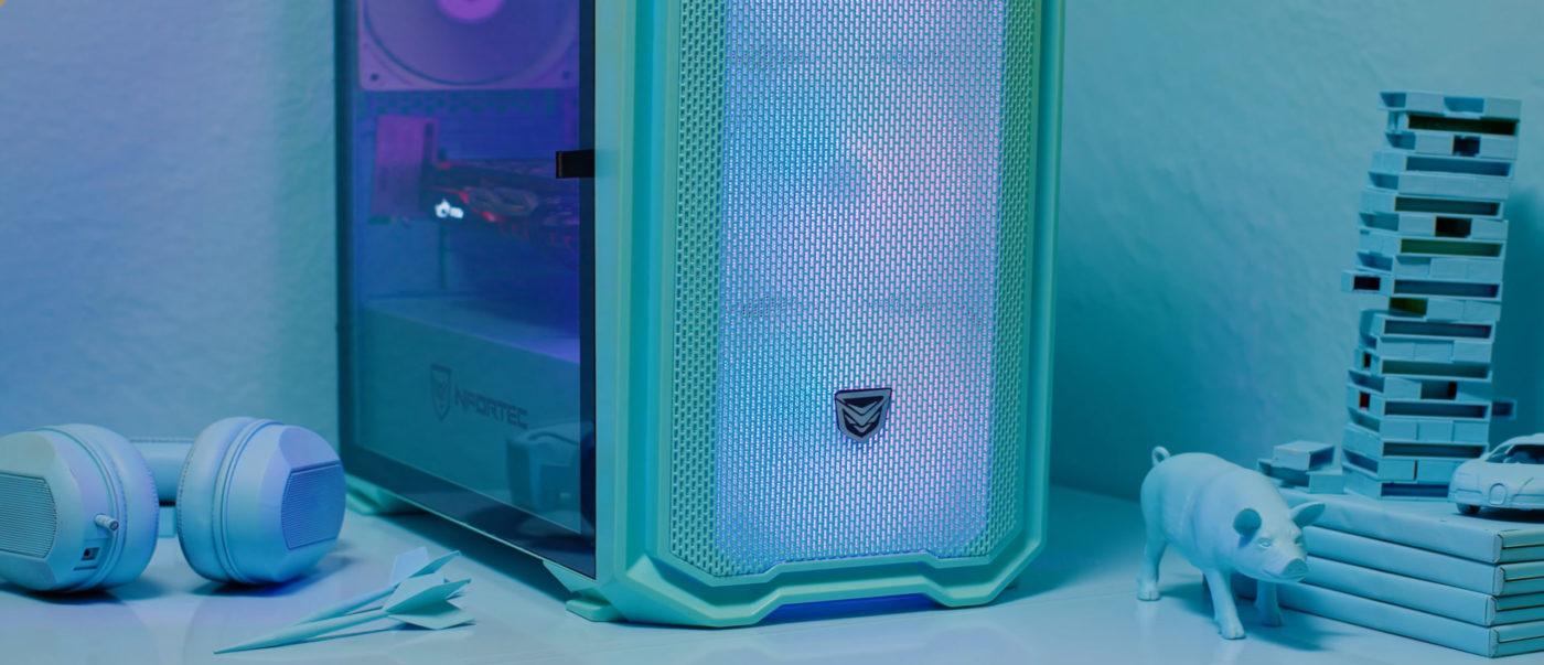 Análisis Nfortec Krater Mini Limited Edition Blue