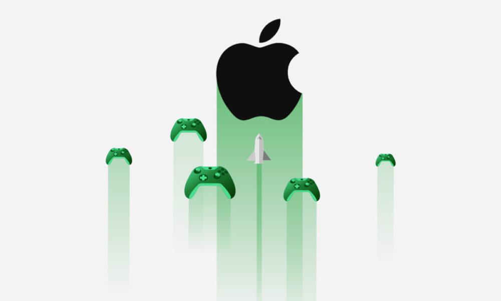 Microsoft y Apple trabajan en la compatibilidad del mando de Xbox Series X para iPhone y iPad