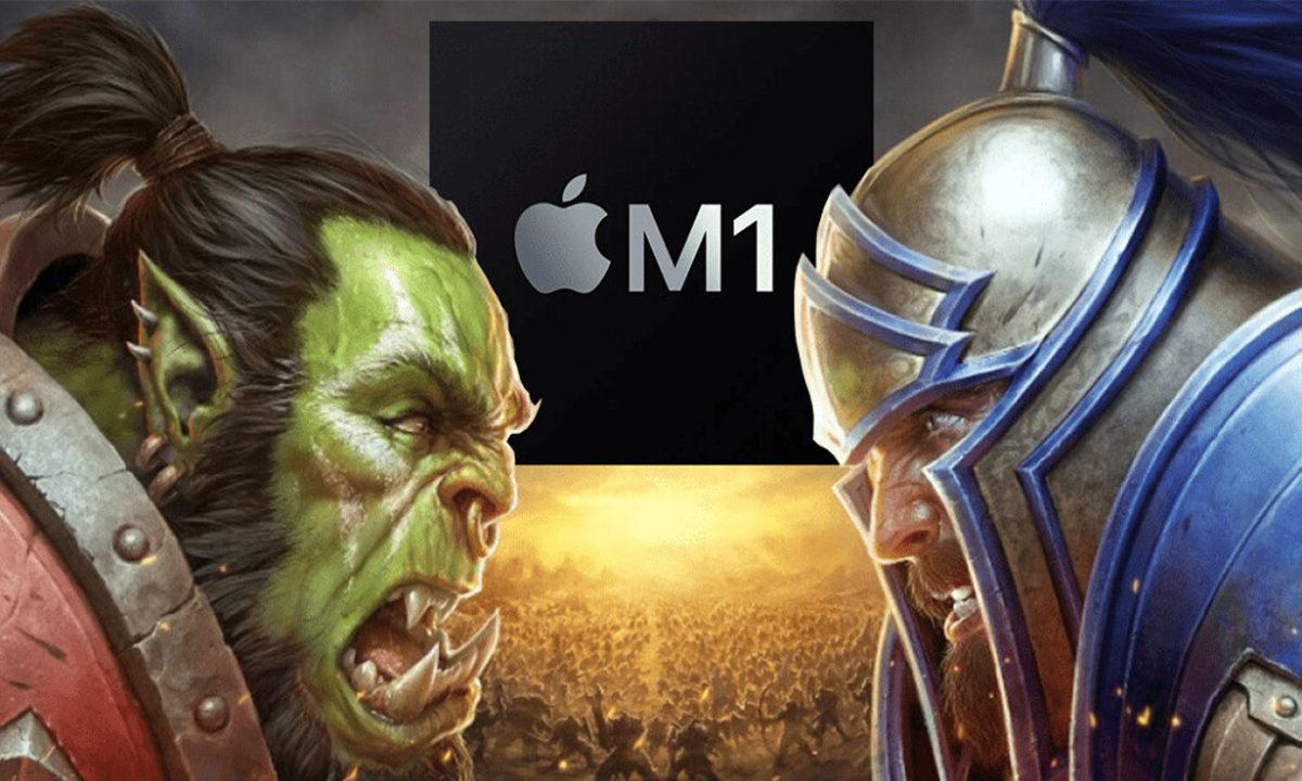 Apple Silicon M1 World of Warcraft nativo