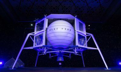 Blue Origin pretende llegar a la Luna en 2023