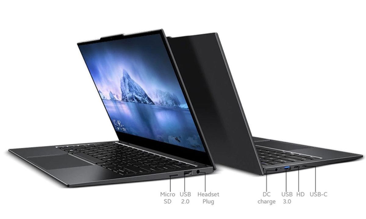 Chuwi LarkBook Conectividad