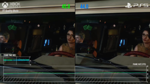 Comparativa PS5 vs Xbox Series X Devil May Cry 5 Ray Tracing Performance Mode