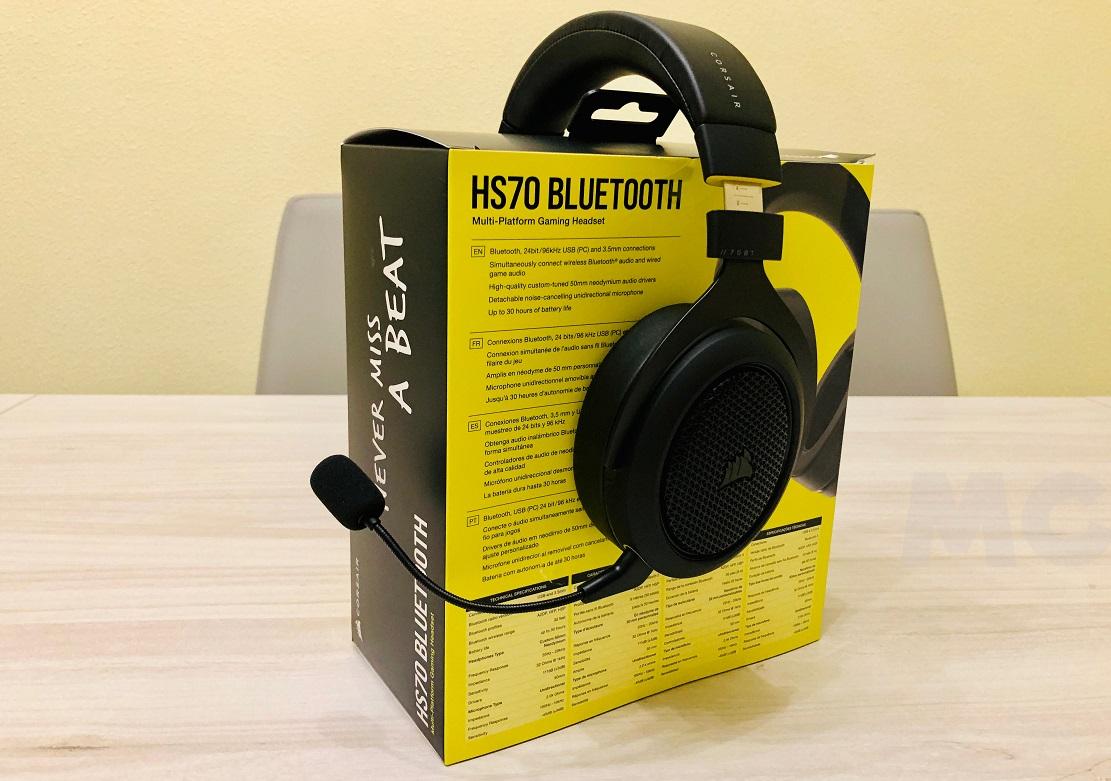 Corsair HS70 Bluetooth, análisis: sin límites 51