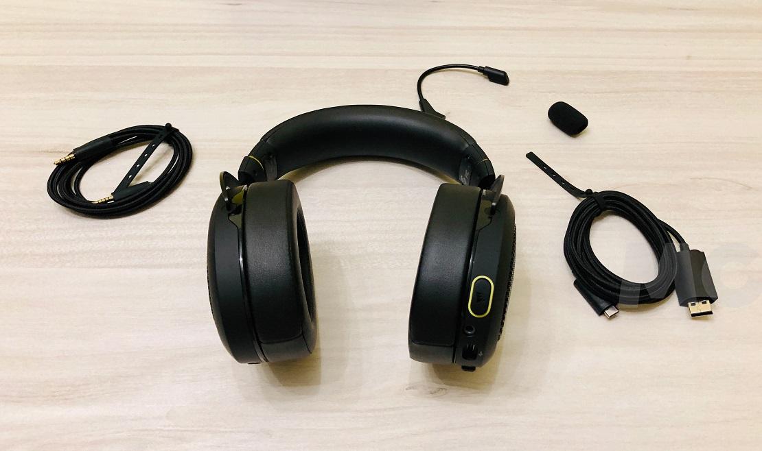 Corsair HS70 Bluetooth, análisis: sin límites 33