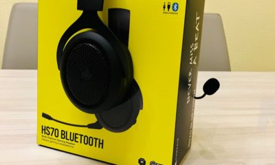 Corsair HS70 Bluetooth portada